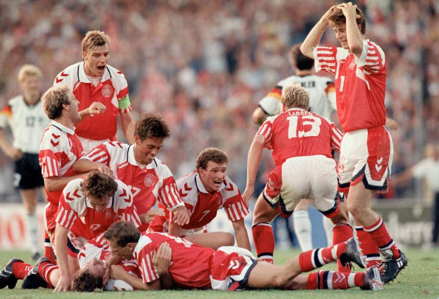 Δανία 1992: Οι ανέλπιστοι πρωταθλητές Ευρώπης
