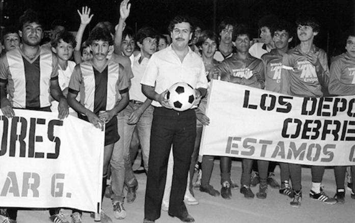 Ο «Δον Πάμπλο» και το καρτέλ του ποδοσφαίρου