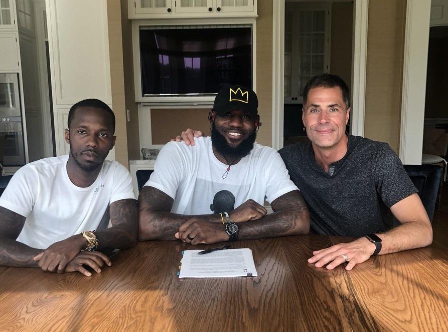 "NBA: Οι κερδισμένοι και οι χαμένοι του ""LA-bron"""