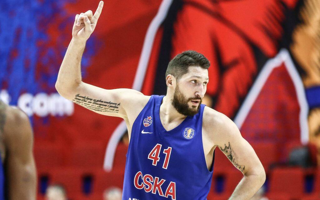 Ο Νικίτα Κουρμπάνοφ στο Debut.gr: «Ο Βίκτορ Χριάπα άξιζε να είναι μέλος στην ομάδα της δεκαετίας της Euroleague»