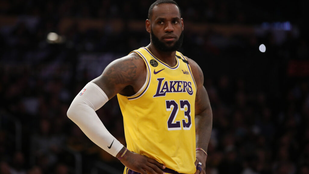 LeBron James: Long Live The King!