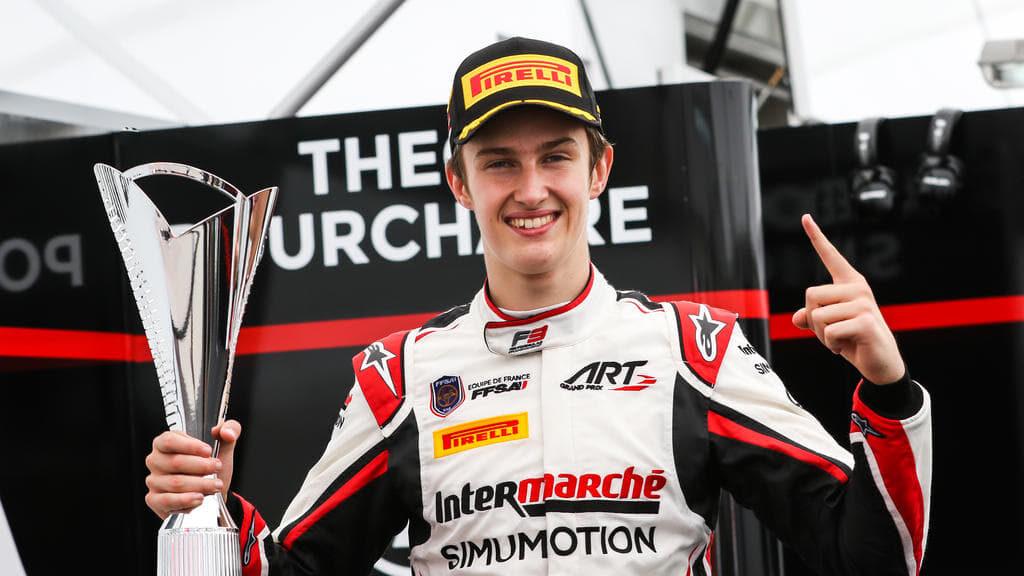 "Theo Pourchaire: ""Το όνειρο μου είναι να γίνωπαγκόσμιος πρωταθλητής της F1"""