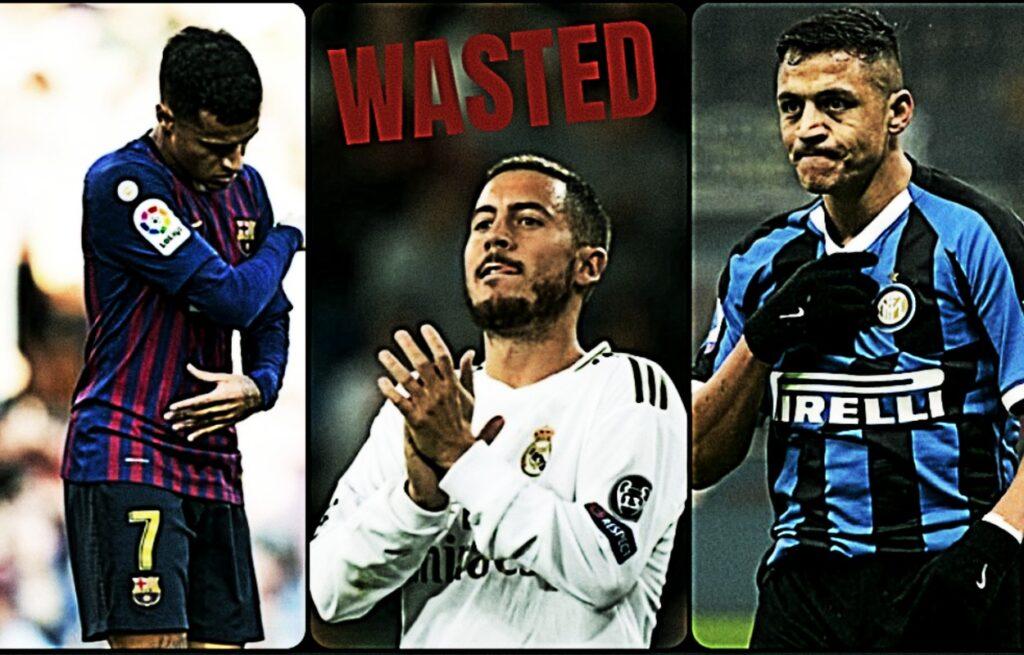5 ποδοσφαιριστές που έχασαν τις ποδοσφαιρικές τους δυνάμεις