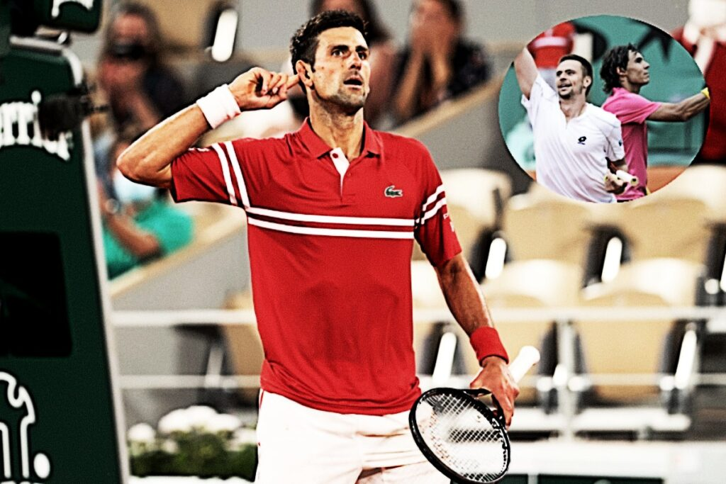 Νόβακ Τζόκοβιτς: Ο 2ος τενίστας που «τερματίζει» το τένις