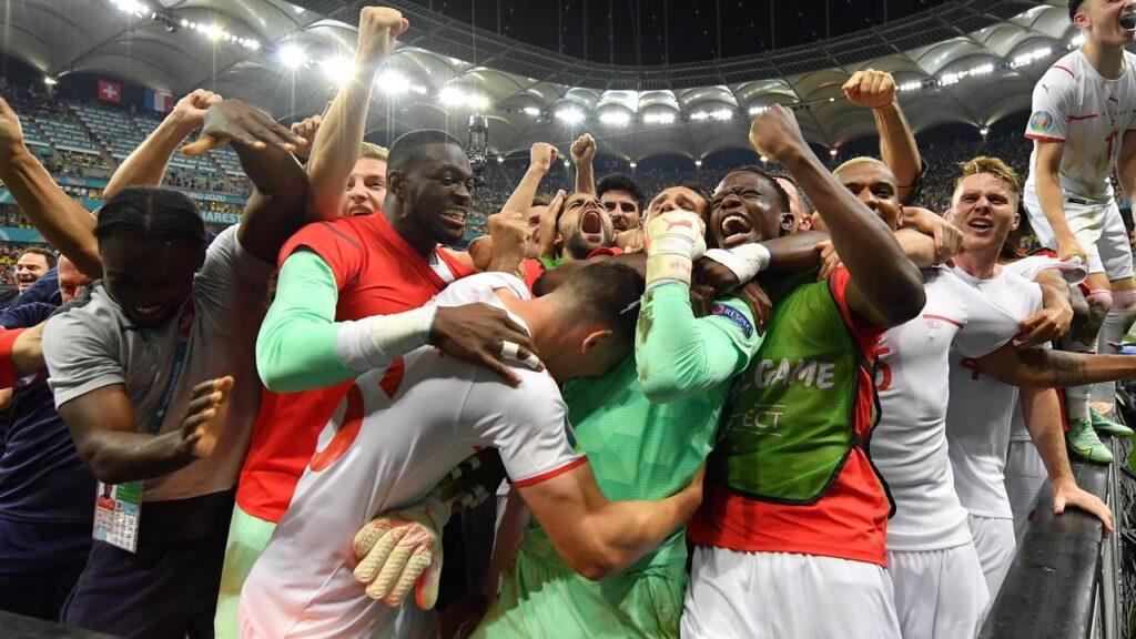 Η Γαλλία ηττήθηκε από την Ελβετία και τον εαυτό της στο φετινό EURO