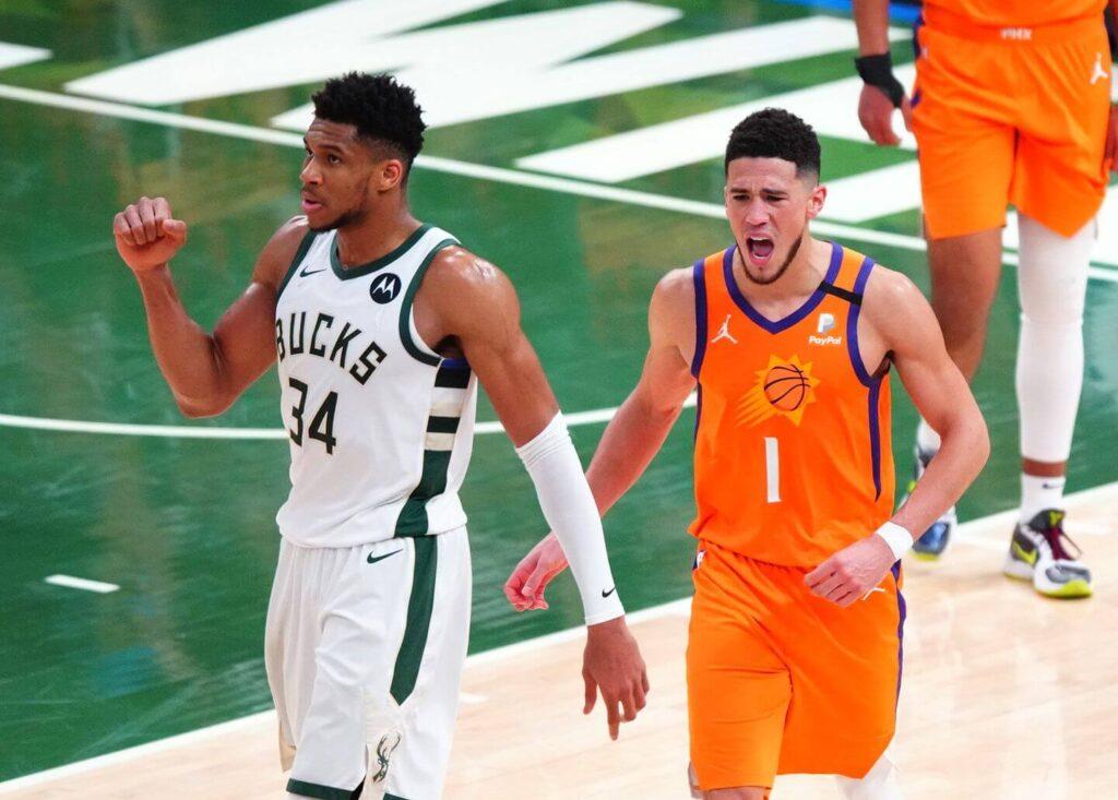 Bucks-Suns Game 4: Η έδρα ξαναμίλησε και πλέον απόλυτη ισορροπία